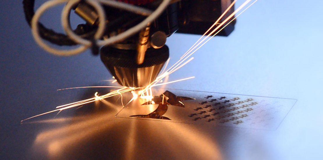 Corte e Gravação a laser