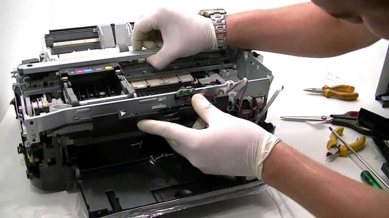 Manutenção e aluguel de impressora