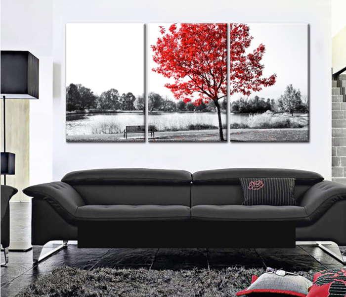 quadro-0x120cm-canvas-arvore-vermelha-preto-branco-arte-digital